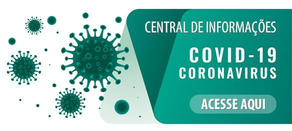 Central de Informações COVID-19 Coronavírus